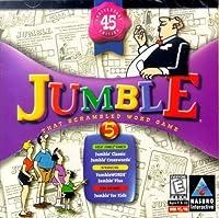 Jumble: That Scrambled Word Game, 45th Anniversary Edition (Jewel Case) (輸入版)