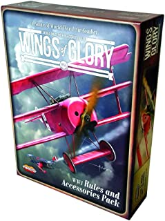 Ares Games WGF002A - Wings of Glory WW1, Rules And Accessories Pack