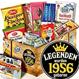 Legenden 1956 / 1956 Geschenke / Ossi Paket Schokolade