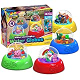 Creative Kids Make Your Own Water Globe Craft Kit for Kids – DIY Crafts Boys Girls Snow Globe Making Kit for Children - Under Sea Inspired Collectible Dog Dinosaur Unicorn Ice Cream Figurines Ages 4+