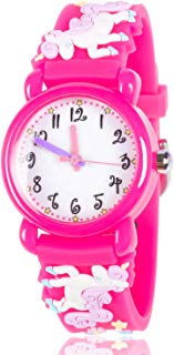 ATIMO Gift for Girls 3D Lovely Waterproof Kids Watch