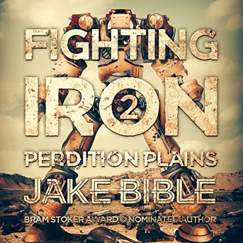 Fighting Iron 2 audiobook cover art