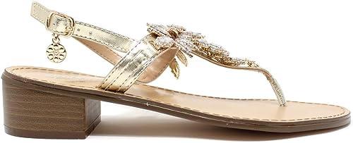 Gold & Gold A19 GL302 Sandalen Sandalen Sandalen mit Absatz Frauen  liefern Qualitätsprodukt