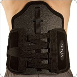 Ninja LSO Spinal Orthosis Back Brace, Low Medium