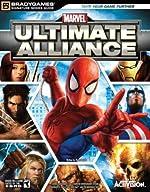 Marvel - Ultimate Alliance Signature Series Guide de BradyGames