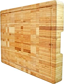 Best end grain cutting boards for sale Reviews