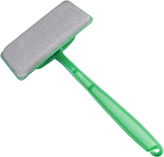 MyLifeUNIT Mesh Screen Cleaner, Window Screen Cleaning Brush Washing Equipment, Detachable Window Cleaner Tool with Wet and Dry Dual-Use