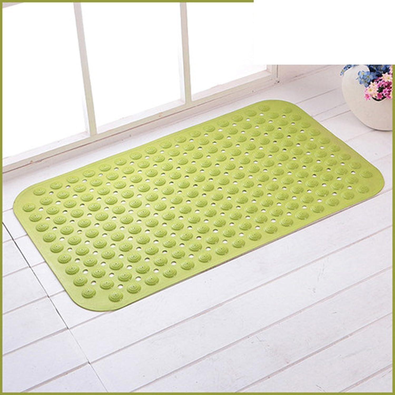 Bathroom Non-Slip mats Foot pad Bathroom Kitchen Doormat-G 49x49cm(19x19inch)