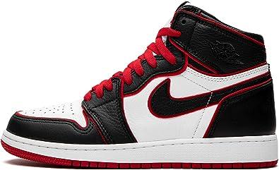 Nike Air Jordan 1 Retro High OG GS, Chaussure de Basketball Garçon ...