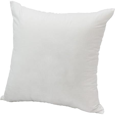 Reliefeel ヌードクッション 中身 日本製 シリコン綿 洗濯可能 45×45cm 1個