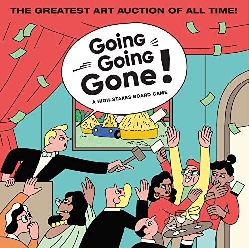 Going, Going, Gone!: A High-stakes Board Game (Gioco)