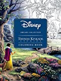 Disney Dreams Collection Thomas Kinkade Studios Colouring Book