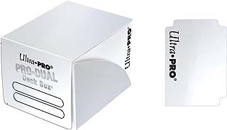 Ultra PRO Dual Deck Box, Small, White