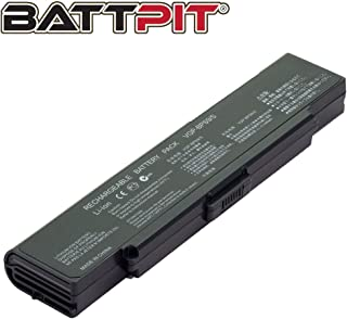 Battpit™ Laptop/Notebook Battery Replacement for Sony VGP-BPS9/B (4400 mAh / 49Wh)