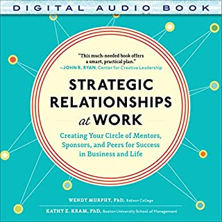 Strategic Relationships at Work cover art