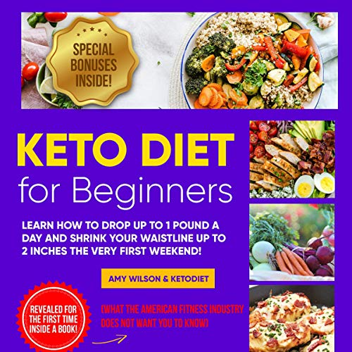 Keto Diet for Beginners  By  cover art