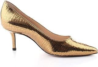 LIU JO Luxury Fashion Womens SXX515PX05000201 Bronze Pumps | Fall Winter 19