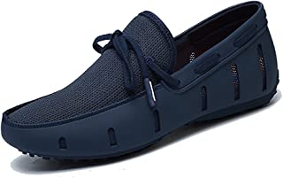Go Tour Men's Driving Loafer Fashion Slipper Casual Slip On Loafers Boat Shoes Beach, Pool,City All Around Comfort