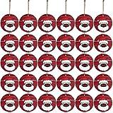 Richo Kit de decoración colgante para árbol de Navidad, 2020, decoración para fiestas de Navidad, decoración de Navidad para vacaciones, bodas, fiestas, adornos de árbol