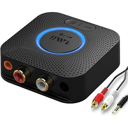 Esinkin Receptor de Audio Inalámbrico, Adaptador Bluetooth ...