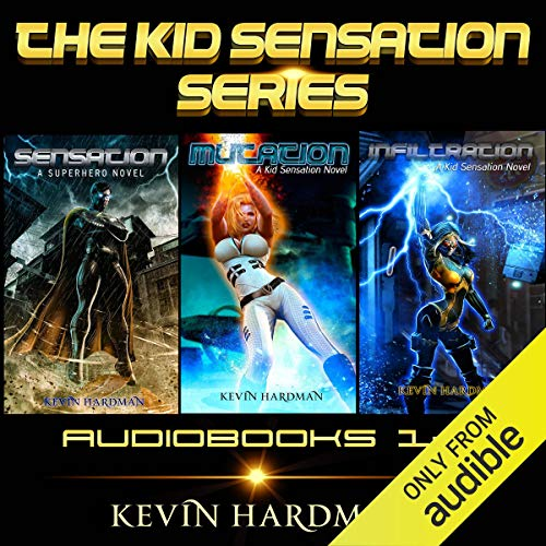 The Kid Sensation Series: Books 1-3 cover art