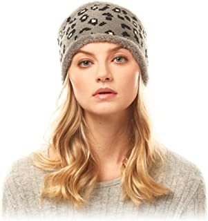 by you Women Winter Soft Sherpa Fleece Twisted Knot Headwrap Headband Ear Warmer