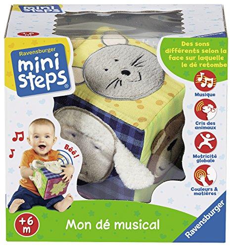 Ravensburger - Ministeps - 04713 - Mon Dé Musical - Premier Age