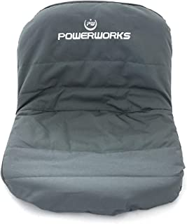 mower seat cover
