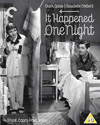It Happened One Night (The Criterion Collection) [Blu-ray] [2016]
