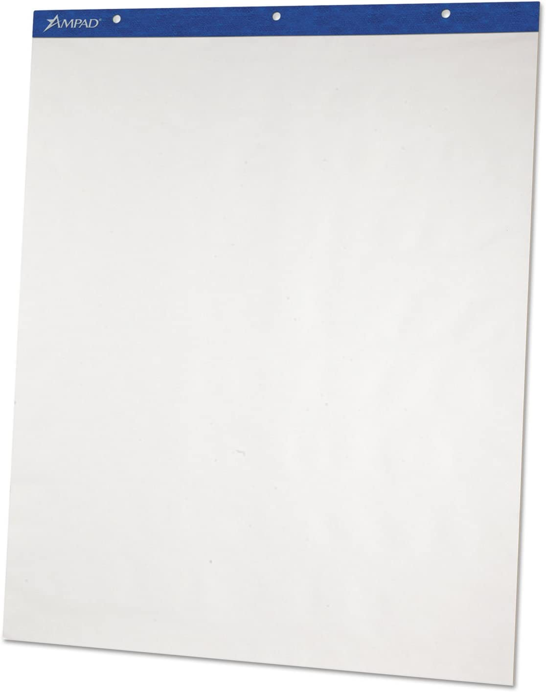 Ampad 24028 Easel Pad Plain Popular products 50 shop 3-Hole x34-Inch 27-Inch Shts