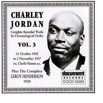 Charley Jordan Vol. 3 (1935 - 1937)
