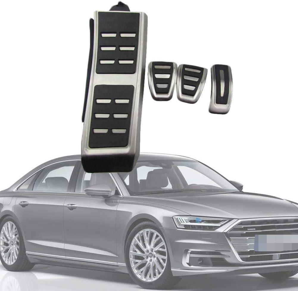 A5 S5 RS5 8T Q5 SQ5 8R Copri Pedale Freno Carburante Pedale Accessori Auto Alluminio Pedale Automatico,Pedali per Auto per A4 B8 A6 A7 A8 S4 RS4