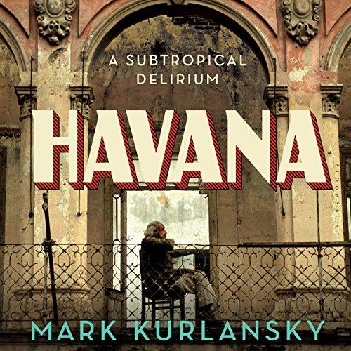 Havana audiobook cover art