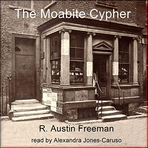 The Moabite Cypher cover art