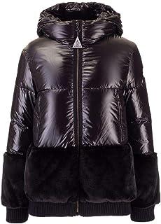 Moncler Luxury Fashion Ragazza 1A5611054A8U999 Nero Poliammide Piumino | Autunno-Inverno 20
