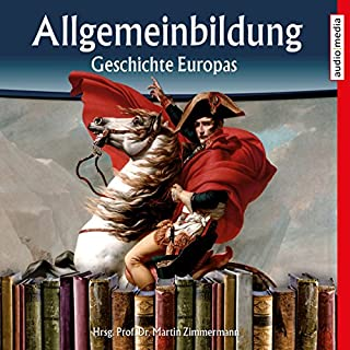 Geschichte Europas (Reihe Allgemeinbildung) Titelbild