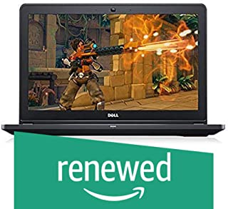 (Renewed) Dell Inspiron Gaming Inspiron 5577 15.6-inch Laptop (7th Gen Core i5-7300HQ/8GB/1TB/Windows 10 Home/128GB SSD/4GB Graphics)