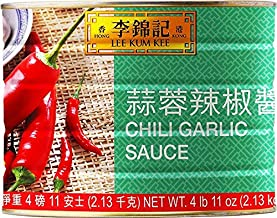 Lee Kum Kee Chili Garlic Sauce, 75 Ounce Can