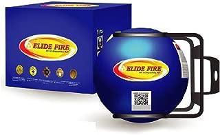 Blue Mini ELIDE FIRE Extinguishing Ball Automatic Surveillance Firefighting 4