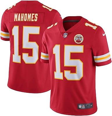 Camiseta para hombre de fútbol americano Kansas City Chiefs ...