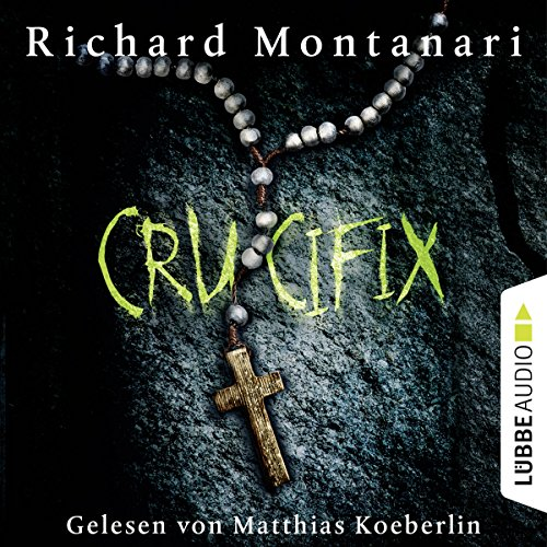 Crucifix audiobook cover art