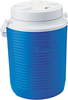 Rubbermaid Home Products 1560-06-MODBL Thermal Jug, 1 gal, Blue
