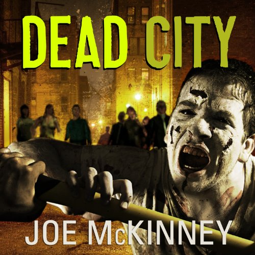 Dead City audiobook cover art