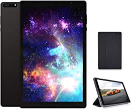 2021 New 10 inch Tablet 5G+2.4G WiFi with case, Octa-Core...