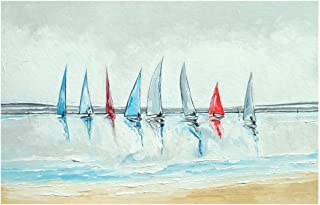 Posterazzi Collection Boats 3A Poster Print by Stuart Roy (10 x 14)