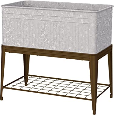 Panacea 83479  Vintage Raised Garden Bed Planter on Stand