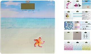 MSV Paradise Báscula de baño, Playa, 30x3x30 cm