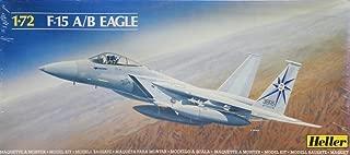 Heller 1:72 F-15 A/B Eagle Plastic Aircraft Model Kit #80336