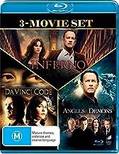 The Da Vinci Code/Angels And Demons/Inferno (Blu-ray)