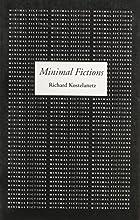 Minimal Fictions